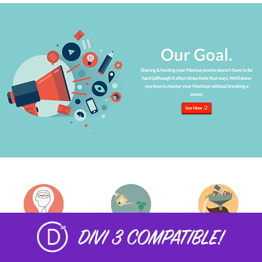 Free Divi Button Pack - Worth it Media