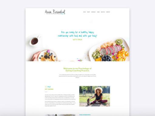 Annie Rosenthal: Eating Coach